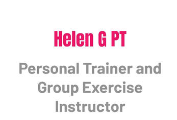 Helen G Personal Trainer